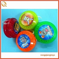 Plastic YOYO toy with LED light SP19300909DB