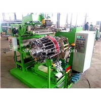 Automatic tyre building machine / Bicycle tyre building machine