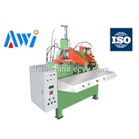 Hydraulic tire tube splicing machine, tire tube making machine