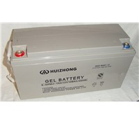 UPS battery AGM Gel battery lead-acid solar deep cycle free maintenance battery 12V 150AH
