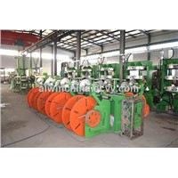 tyre bead wire wrapping machine ,tyre bead wire grommeting machine