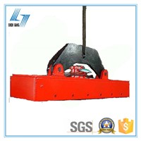 MW84 Crane Lift Magnet for Handling Steel Plates