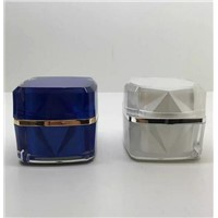 15gram 30gram New Cosmetic Square Jar with Lid