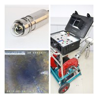 Deep Water Well Inspection Camera underground underwater Borehole Inspection Camera