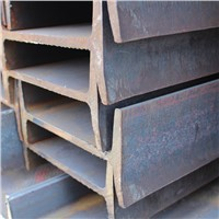 Hot Rolled ASTM A572 GR 50 Carbon Steel I Beams , Building Steel Beams