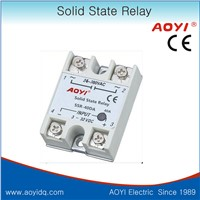 SSR-40DA zero crossing control 3-32V DC output 24-380V AC single phase dc-ac type