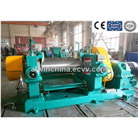XK-400 open rubber mixing mill
