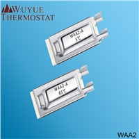 low temperature creep action bimetal thermal switch for heating pad,medical cushion