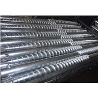 Helical Piles Screw Ground Anchor