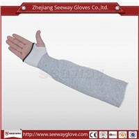 SeeWay F518 HHPE Protective Arm Sleeves Cut Resistant sleeve Thumb holes thumb slot