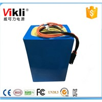 High discharge rechargeable storage lifepo4 battery 24v 100ah