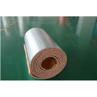 Environmentally friendly heat barrier aluminum sheets heat resistant