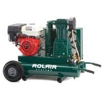 SELL RolAir 8422Hk30 9 Hp Belt Drive Compressor Twin Tank K30 Pump