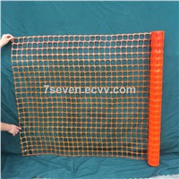 Safety fence / Barrier fencing mesh/High quality plastic security safety fence
