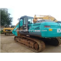 Used Crawler Excavator Kobelco SK260-8 Second-Hand Track Digger