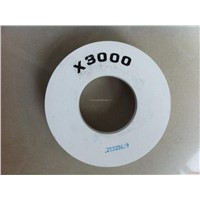 X3000 cerium oxide glass polishing wheel
