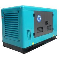 8kw/10kva electirc silent power diesel generator set genset
