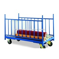Heavy Duty Storage Warehouse Metal Stacking Rack