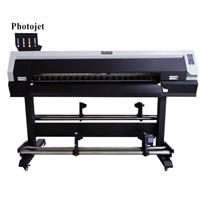 6colors Indoor Paper printing machine / paper printer selling