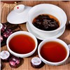 Ripened Aged Pu-erh Mini Tuocha slimming tea weight loss