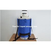 Liquid nitrogen container YDS-10-125