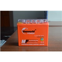 Motorcycle  battery  12v7ah  gel type motorcycle battery