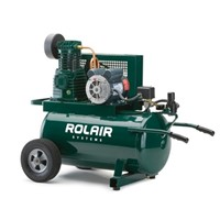 SELL Rol-Air 5520K17 1-1/2 Hp Single Phase Two Cylinder Compressor