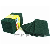 Commercial cleaning scouring pads  Sponge scouring pads kitchen cleaning brush Shower scrubber