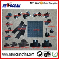 Hot item ! rubber pads damper vibration rubber damper rubber feet midea air conditioner parts