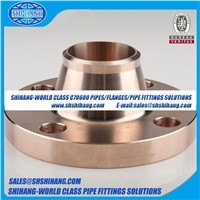 Copper Nickel Cuni 90/10 C70600 Weld Neck Flange