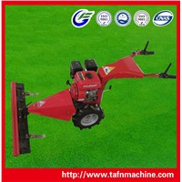 Gasoline lawn mower with 6.5HP engine