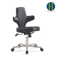 Top quality hot selling specialist saddle stool bar chair for salon, lab use