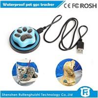Waterproof smart gps gsm mobile dog tracker for cat reachfar rf-v32