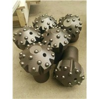 Reaming Drill Bit Dome Bit