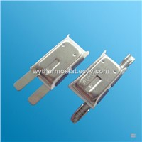 6APE series current sensitive bimetallic thermal cut outs for DC motor