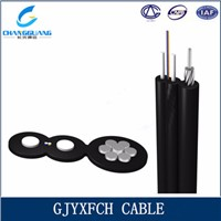 Bow-Type Drop Fiber Optic Cable  GJYXFCH Optical Fiber Cable
