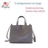 Designer Leather Handbag Best Tote Bag Manufacturer In China