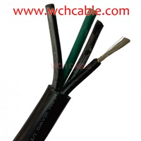 TPE Sheathed Power Cable UL20841