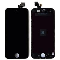 LCD Display Screen with Touch Screen Digitizer for iPhone 5 - Black