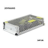 JoyNano 120W Switching Power Supply 24V 5A AC-DC Converter Transformer