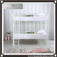 Most popular cheap metal bunk beds/metal double bunk bed/student metal bunk beds