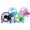 "4"" USB Mini Desk Cooling Electric Fan"