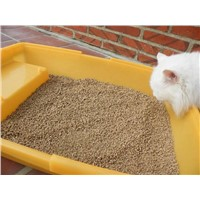 Natural Wood Pine Cat Litter