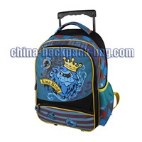 Suitable Children Trolley Backpack