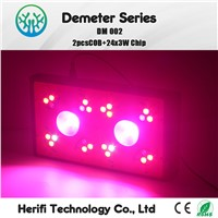 hydroponics led grow lights Herifi Demeter sesries 312w DM002