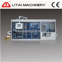Automatic Plastic Thermoforming Machine for Fast Food Box