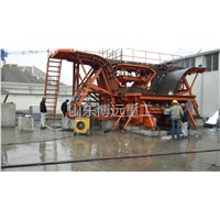 precast segmental box girder formwork, segmental box beam moulds, bridge construction mould