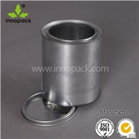 Latex paint/lubricant oil tin cans round and square tin cans