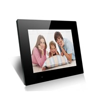 12 inch advertise lcd monitor digital photo frame with SD card/USB playing video