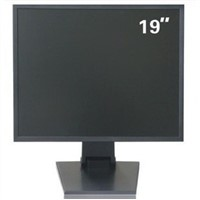 19-inch Professional CCTV LCD Monitor, 1,280 x 1,024-pixel, BNC/HDMI Optional